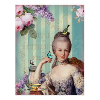 Thé au Petit Trianon Postcard