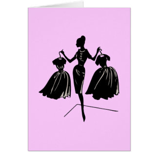 The Audrey Card
