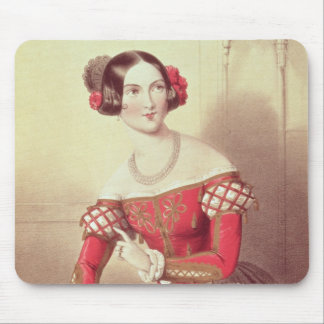 The Barber of Seville Mouse Pad