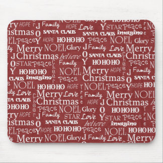 The Best Things About Christmas Last All Year Long Mouse Pad