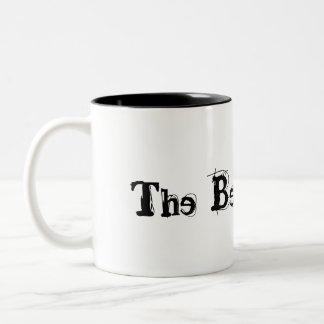 The Better Half Two-Tone Mug