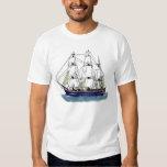 The Big Blue – Tall Ship Shirts