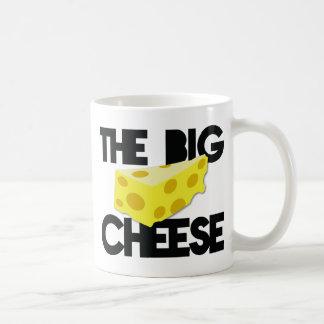 The BIG CHEESE! Basic White Mug
