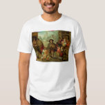 The Blind Hurdy Gurdy Player Tees