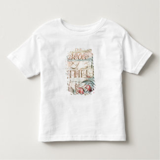 The Book of Thel; Title Page, 1789 T Shirt