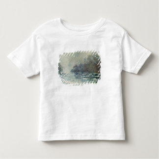 The Break up at Vetheuil, c.1883 Tshirts