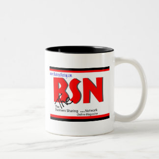 The BSN Magazine Mug