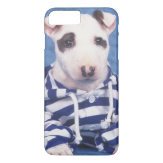 The Bull Terrier is a breed of dog in the iPhone 7 Plus Case