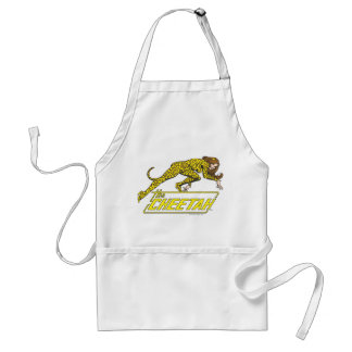 The Cheetah Standard Apron