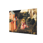 The Conversion of St. Augustine Canvas Prints
