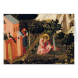 The Conversion of St. Augustine Greeting Card