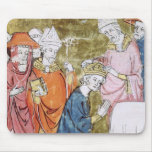 The Coronation of Emperor Charlemagne Mouse Pad