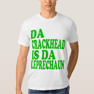 The Crichton Leprechaun Tee T Shirt