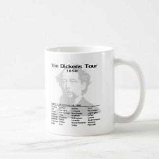 The Dickens Tour Basic White Mug