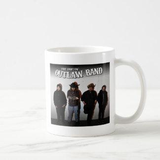 The Driftin' Outlaw Band - Coffee Mug