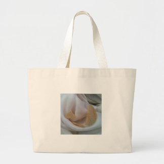 The Face of Jesus Christ in the Eucharist (New 3D) Jumbo Tote Bag