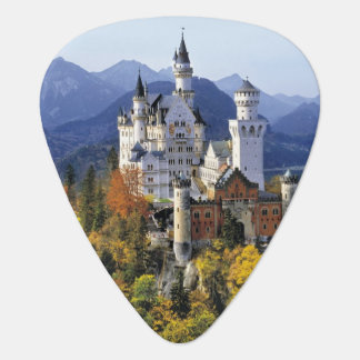 The fanciful Neuschwanstein is one of three Plectrum