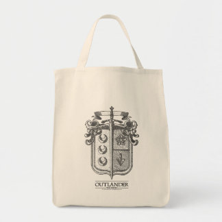 The Fraser Crest Grocery Tote Bag