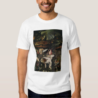 The Garden of Earthly Delights, Hell T Shirts