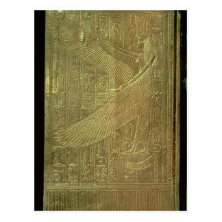 The goddess Isis Postcard