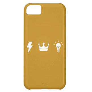 The Golden Trio 02 iPhone 5C Case