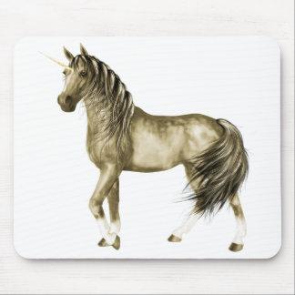 the Golden Unicorn Mousepad