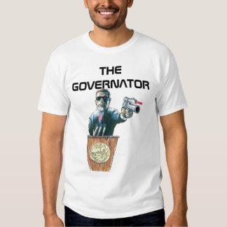 THE GOVERNATOR T SHIRT