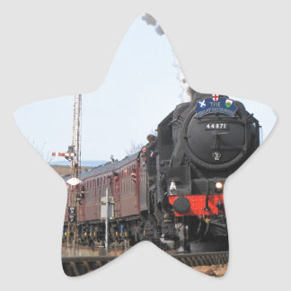 The Great Britain III steam train Star Sticker