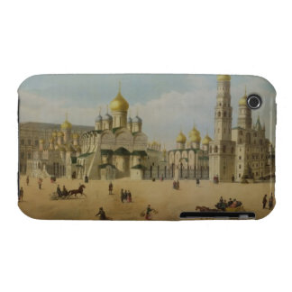 The Great Kremlin Palace and the Cathedrals of the Case-Mate iPhone 3 Cases
