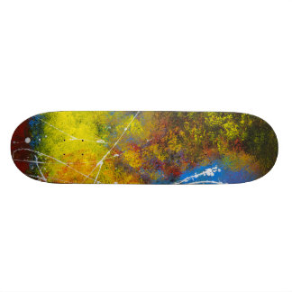 The Grunge Skateboard Deck