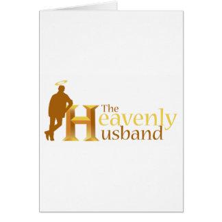 The Heavenly Husband_cmyk_300 Greeting Card