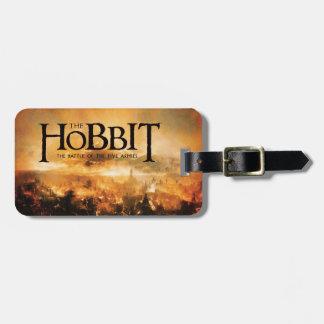 The Hobbit: THE BATTLE OF FIVE ARMIES™ Logo Bag Tag