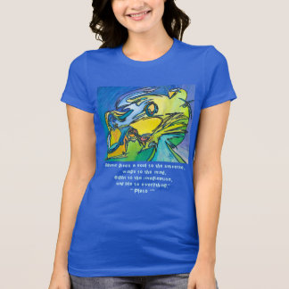 The Horn - Music Themed Series Tee Shirt