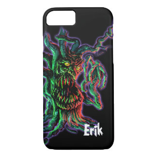 The Horror Tree iPhone 7 Case