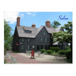 The House of the Seven Gables Postcard
