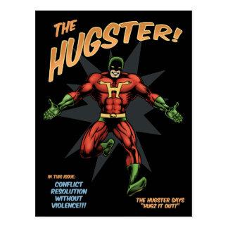 The Hugster Postcard