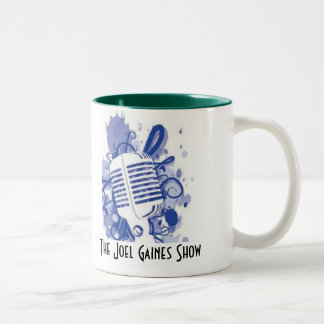 The Joel Gaines Show Two-Tone Mug