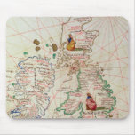 The Kingdoms of England and Scotland Mouse Pad