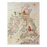 The Kingdoms of England and Scotland Postcard