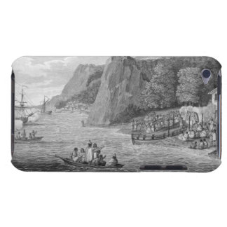 The Launch of the North West America at Nootka Sou Barely There iPod Covers