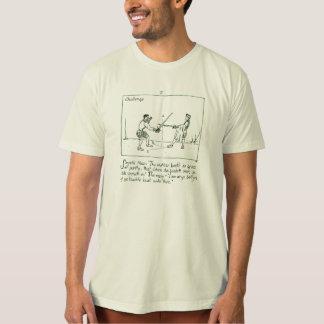 The Longe-Lost Manual - II: Challenge shirt