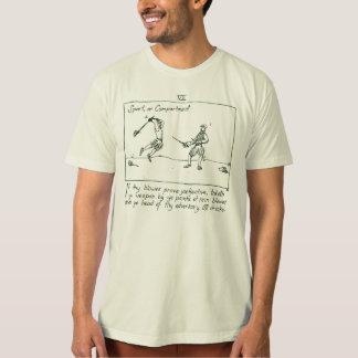 The Longe-Lost Manual - VII: Sport shirt