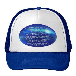 The Lord's Prayer Cap