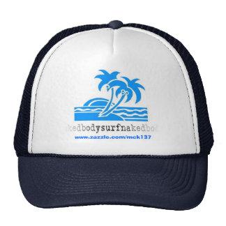 The Lulls Happen hat from BSN Bodysurfing Appare