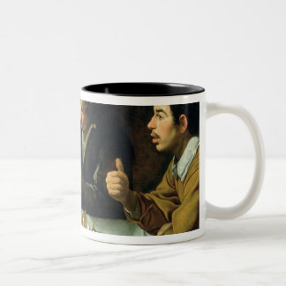 The Lunch, 1620 Two-Tone Mug