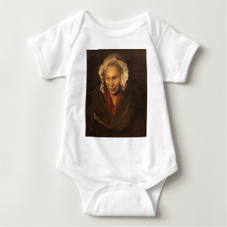 The Mad Woman by Jean Louis Theodore Gericault Tshirt