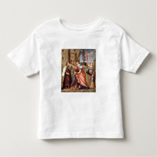 The Meeting at the Golden Gate with Saints, 1515 ( T Shirts