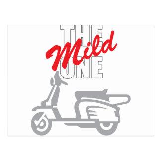 The Mild One Postcard