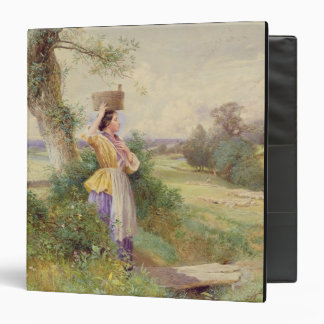 The Milkmaid, 1860 Binders