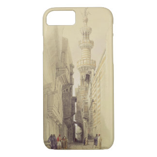 The Minaret of the Mosque of El Rhamree, Cairo, fr iPhone 7 Case
